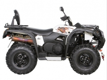Фото Baltmotors ATV 500 EFI  №1