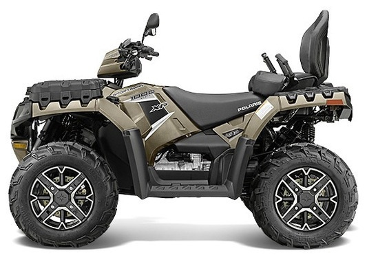 Фото квадроцикла Polaris Sportsman Touring XP 1000